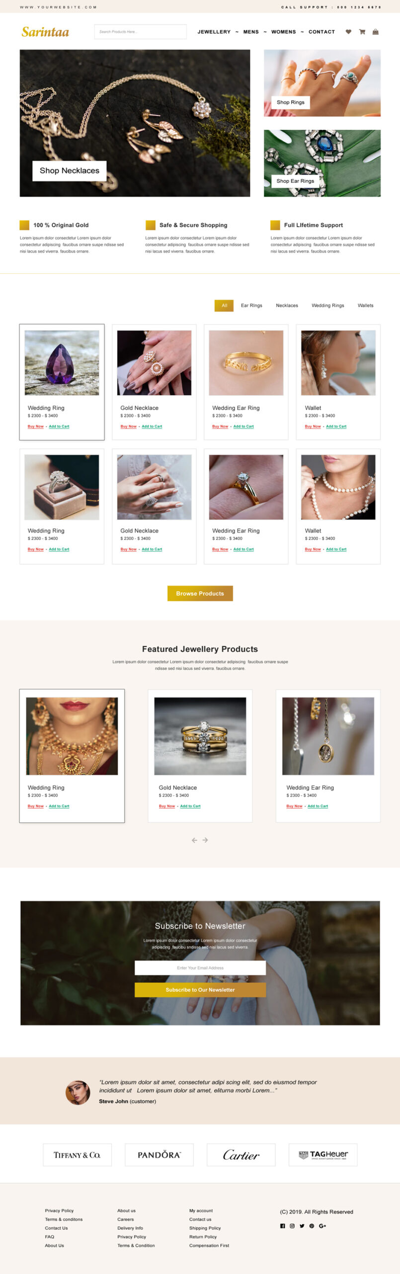 Jewelry Landing Page Template_s